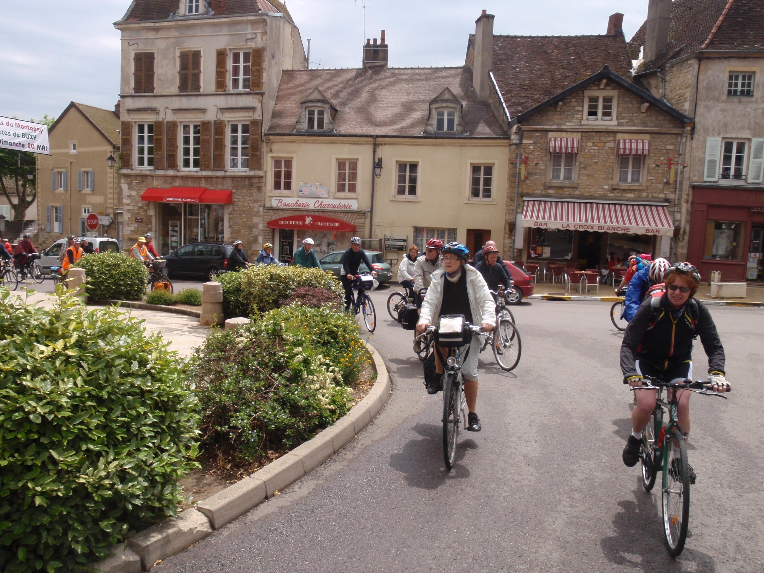 Voyage Bourgogne – mai 2012