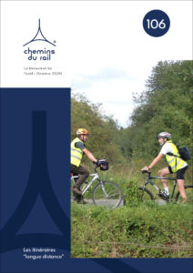 Magazine trimestriel Chemins du Rail 106