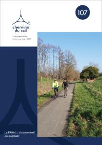 Magazine trimestriel Chemins du Rail 107
