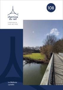 Magazine trimestriel Chemins du Rail 108